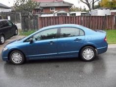 2010 Honda Civic  Sedan bc car no rust