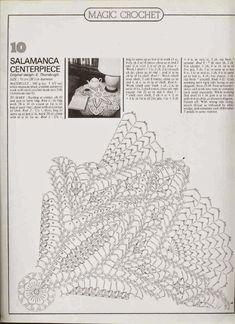 Kira scheme crochet: Scheme crochet no. 285