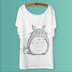 COMING SOON HARAJUKI TOTORO TOP BRAND NEW. THESE ITEMS ARE ON ORDER IF INTERESTED PLZ LEAVE A COMMENT BELOW AND WHAT SIZE YOU NEED AND I WILL TAG YOU WHEN I RECEIVE THE SHIPMENT. THANK YOU. Tops