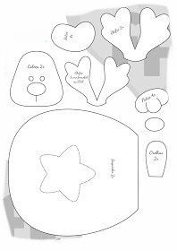 Christmas Swags, Felt Christmas Ornaments, Christmas Sewing, Christmas Projects, Holiday Crafts, Christmas Decorations, Dyi Crafts, Felt Crafts, Christmas Ornament Template