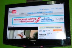 You tube HDTV