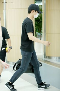 150717 EXO D.O | Gimpo Airport to Beijing