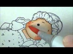 Coloring Skin with Copic Markers Using Neenah, Copic X-Press & Cryogen Paper