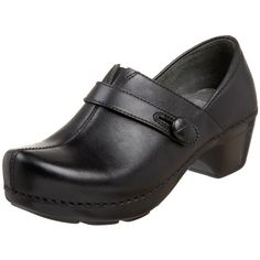 Get the legendary comfort of Dansko in a new lightweight shoe. This stylish slip-on features a V-throat and an adjustable, embroidered instep strap to give you an easier fit. The combination of a rocker bottom, anatomical footbed and super lightweight construction gives your foot all-day comfort and support. An anatomically correct footbed follows the natural contour of your foot for less fatigue, ...