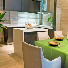 Kitchen Island, Table, Furniture, Home Decor, Dining Room, Mesas, Colors, Island Kitchen, Decoration Home
