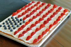 American Flag Sugar