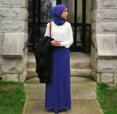Every hijabi needs an outfit like this