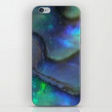 Blue River abalone iPhone & iPod Skin