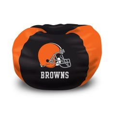Use this Exclusive coupon code: PINFIVE to receive an additional 5% off the Cleveland Browns Bean Bag Chair at SportsFansPlus.com