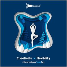 Creative thinking needs flexibility, which facilitates the creation of novel and innovative ideas. This International Yoga Day, get flexible with the way you market your business. #InternationalYogaDay #Cassixcom #Fitness #Meditation #YogaInspiration #YogaLove #Motivation #YogaEveryday #Workout International Yoga Day, Yoga Everyday, Creative Thinking, Yoga Inspiration, Flexibility, Meditation, Novels, Innovative Ideas, Marketing