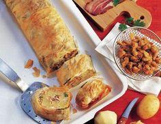 Fresh Rolls, Potatoes, Cheese, Snacks, Vegan, Cooking, Ethnic Recipes, Empanadas, Baguette