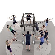Mywellness is the connected wellness experience that helps you achieve your sporting, fitness and health goals in a fast, easy and fun way. Outdoor Gym, Outdoor Workouts, Gym Workouts, Outdoor Fitness, Sala Fitness, Gym Rack, Personal Training Studio, Gym Interior, Crossfit Gym
