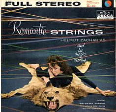 Helmut Zacharias and his Magic Violins - Romantic Strings (1959)