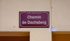 chemin de Dachsberg