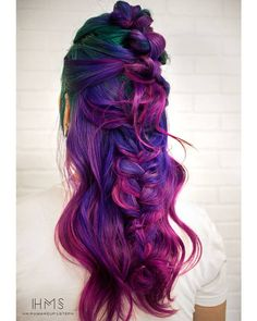 fun hair color