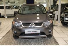 Mitsubishi Outlander 2.2 DI-D Instyle as SUV / pickup in Bremen
