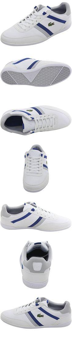 75e7313ba247 Lacoste Men s Giron 117 1 Casual Shoe Fashion Sneaker, White, 10 M US