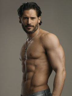 Sorry to Twlight fans.. there is no Team Jacob.. its Team Alcide <3 This is for those of us who want a man werewolf!