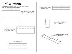 Flying Wing instructions
