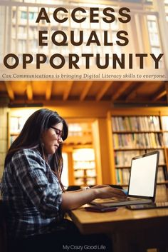 Cox Communications is Working to Bring Digital Literacy Skills to All