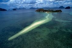 » Some10 Spectacular Sand Bars of Philippines