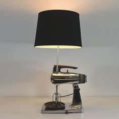 Sunbeam Mix Master Mixer Lamp I now featured on Fab.
