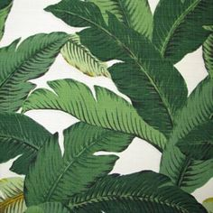 I Just Love That Fabric - Palm Leaf - Tommy Bahama Fabric, $69.95 (http://ijustlovethatfabric.com.au/palm-leaf-tommy-bahama-fabric/)