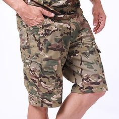 Mens Tactical Pants, Tactical Clothing, Tactical Gear, Men Hiking, Hiking Gear, Golf Fashion, Mens Fashion, Camouflage, Camping Must Haves