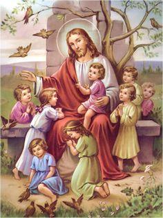 St. Mary & St. Joseph Coptic Orthodox Church » Children