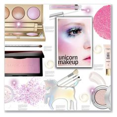 """Unicorn Beauty"" by sweta-gupta ❤ liked on Polyvore featuring beauty, Bare Escentuals, In Your Dreams, Surratt, Kevyn Aucoin, Stila, By Terry, L'Oréal Paris, Urban Decay and Cath Kidston"
