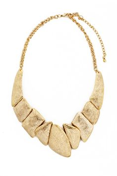 Bark and Bite Collar Necklace