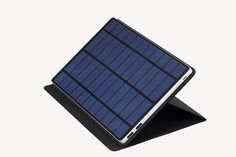 A solar charger with truly stunning design