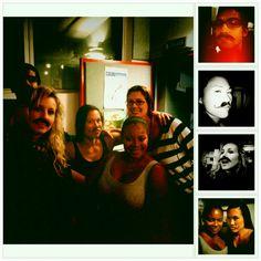 Mustache party @ kcrw #2