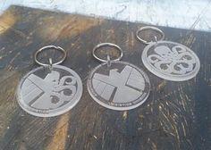 SHIELD Keychain by TheGeekStop