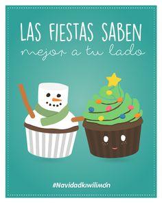 Encuentra las mejores recetas y tips para tener una #Navidadkiwilimón ingresando a nuestro sitio, ¡Felices fiestas!