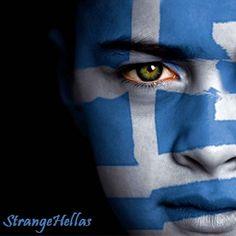 Είμαστε υπερήφανοι που είμαστε Έλληνες.. Earth Flag, Greece Flag, Continents, Athens, Joker, World, Face, Photography, Fictional Characters