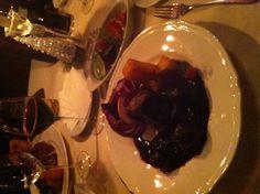 Diner in Poland Poland, Panna Cotta, Drink, Eat, Ethnic Recipes, Food, Dulce De Leche, Beverage, Essen