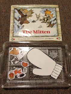 The Mitten Activities from Nestpirations