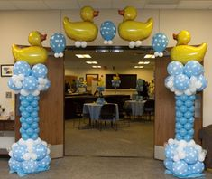 Click pic for 25 Baby Shower Ideas for Boys - Duck Baby Shower Theme   DIY Baby Shower Gift Ideas for Boys