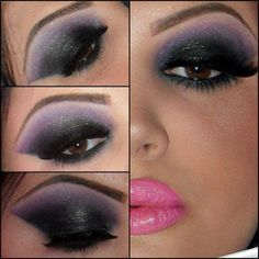 The Latest Makeup Pictorials