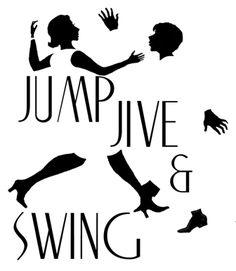 jump jive dance