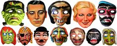 Hollywood And Witch Masks 0131 | Flickr - Photo Sharing!