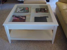 Ikea Liatorp cofffe table