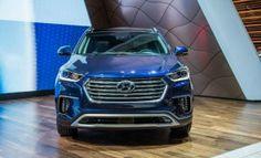 2017 Hyundai Santa FE Limited Facelift