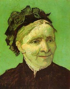Mãe de Van Gogh