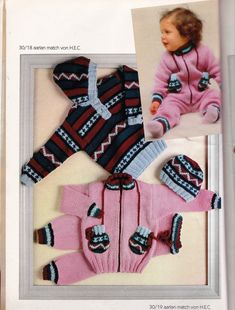 Aarlan Journal Number 30 Knitting Patterns For Babies 6 Months to 3 Years Old, Hooded Sweaters, Dresses, Mitten Sweater & More by OnceUponAnHeirloom on Etsy Hooded Sweater, Baby Knitting Patterns, 3 Years, 6 Months, Hoods, Number, Journal, Babies, Sweaters