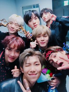 Happy 5th Year Anniversary to BTS Thank you for staying humble and kind all these years even after all you success and never forgetting about the ARMY'S. Thank you for being a role model to millions of people showing them hard work and determination is the key to success. You guys taught us more things than school ever did through your music. Thank you for showing your love and music to people all over the world. FIGHTING!!! -ARMY'S