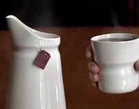"""Confira este projeto do @Behance: """"Tea For Two""""…"""