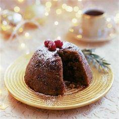 Last-minute Christmas pudding Recipe | delicious. Magazine free recipes