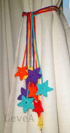 Crochet Crochet Garland, Crochet Lace Edging, Crochet Curtains, Crochet Pillow, Crochet Poncho, Crochet Home, Diy Crochet, Doily Patterns, Crochet Patterns